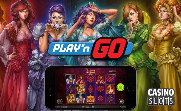 Playn go releases new 7 sins online slot