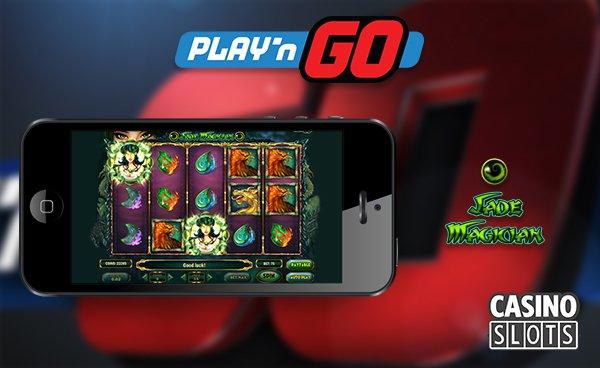 Playn go releases new jade magician online slot