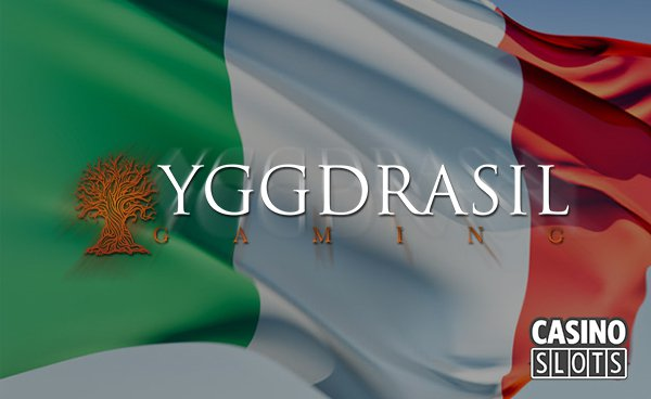 Yggdrasil to expand in italy