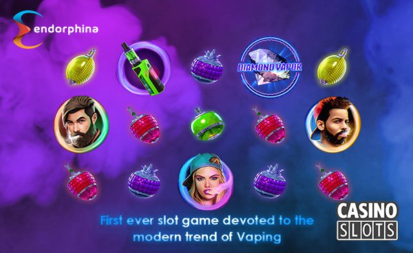 Endorphina launching worlds first vaping slot