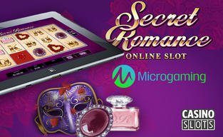 Microgaming releases new secret romance game