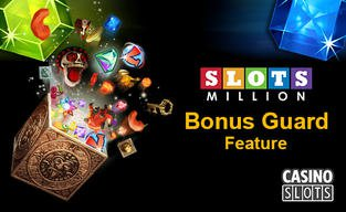 Slots million adds bonus guard feature to protect players
