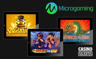 Microgaming announces three march slot releases