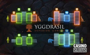 Yggdrasil unleashes fusion realms game mechanic