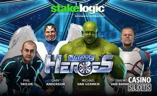 Stakelogic launches darts heroes 3d slot