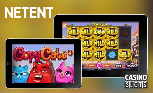 Neten copy cats slot to be released