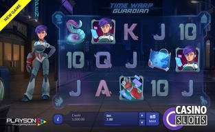 Playson releases time warp guardian slot in html5