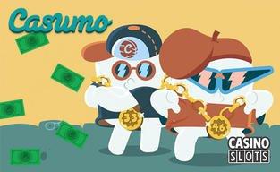 Two major jackpots at casumo casino