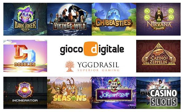 Slot Provider Of The Year Award Goes To Yggdrasil