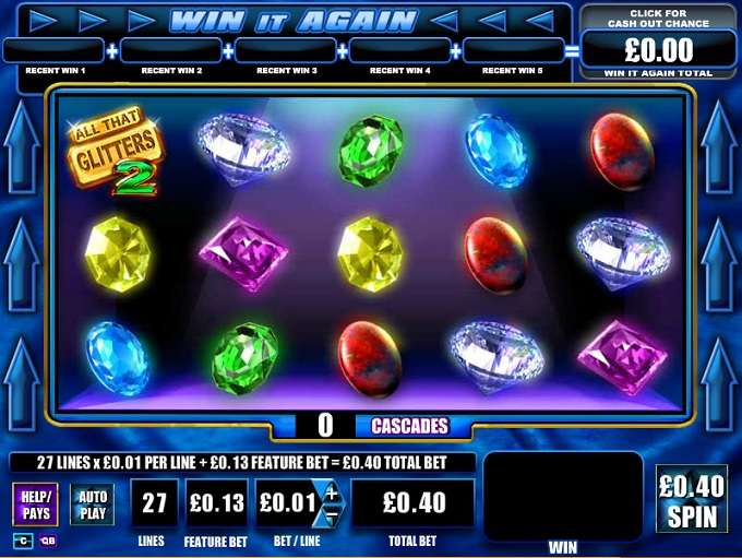 All that glitters casino strategies en morongo casino