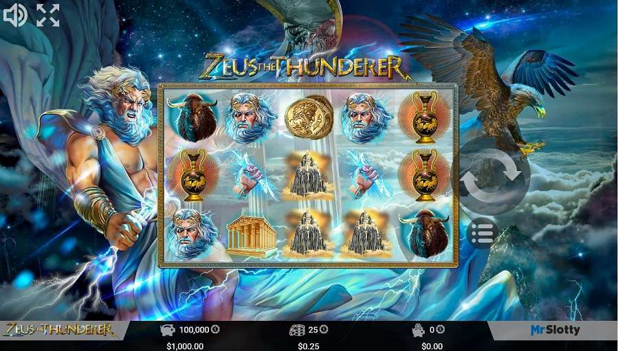 Spiele Zeus The Thunderer - Video Slots Online