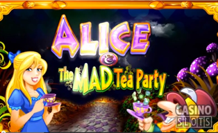 Alice the mad tea