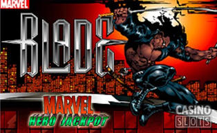 Marvel hero blade