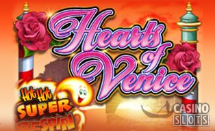 Hearts of vegas