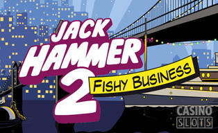 Jack hammer 2 fishy business slot