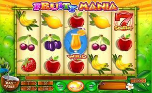 Fruity mania slot by felix gaming